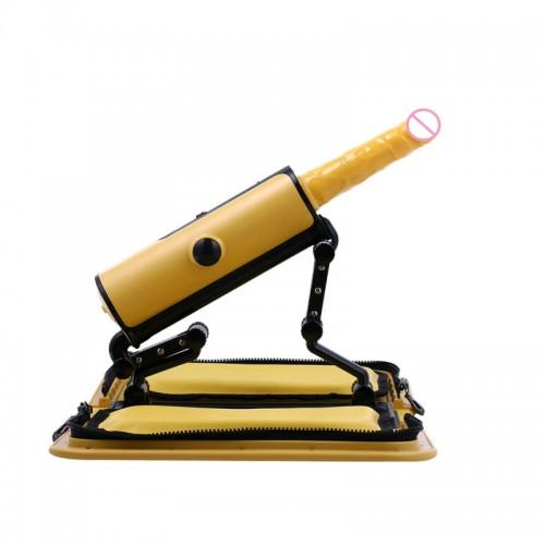 Sex Machine Gun with Dildo Automatic